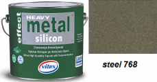 Vitex Heavy Metal Silicon Effect 768 Steel 2,25L